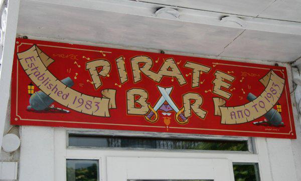 Pirate Bar